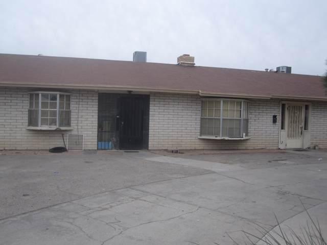 316 N Carolina Drive, El Paso, TX 79915 (MLS #818436) :: Jackie Stevens Real Estate Group