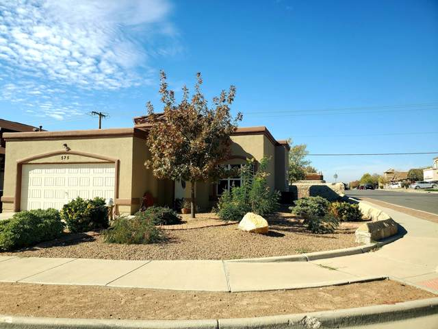 525 Emerald Gem Lane, El Paso, TX 79928 (MLS #818445) :: Preferred Closing Specialists