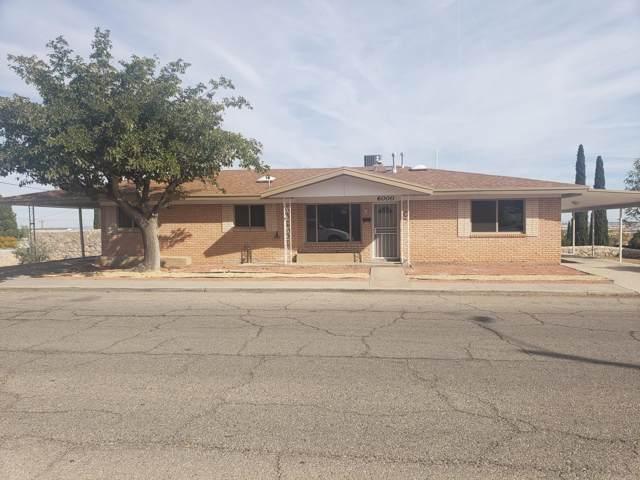 6000 Byron Street, El Paso, TX 79904 (MLS #818452) :: Preferred Closing Specialists