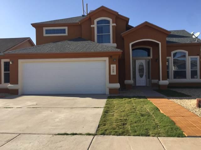 1509 Paseo Unido Street, El Paso, TX 79928 (MLS #818453) :: The Purple House Real Estate Group