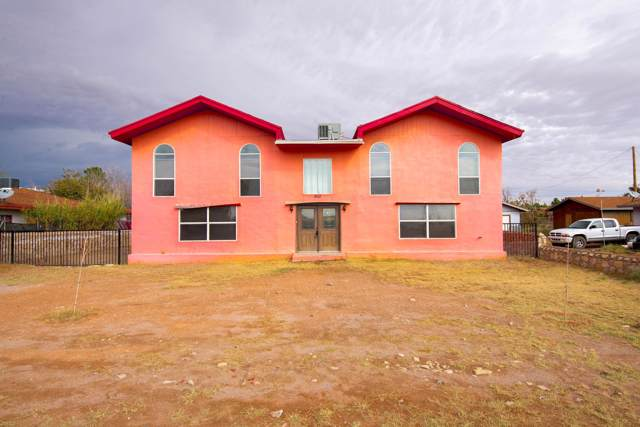 862 Desert Lane, Chaparral, NM 88081 (MLS #818455) :: Preferred Closing Specialists