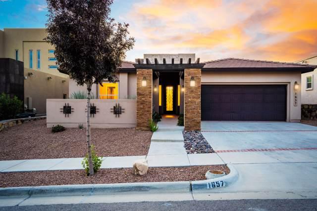1657 Land Rush Street, El Paso, TX 79911 (MLS #818460) :: Preferred Closing Specialists