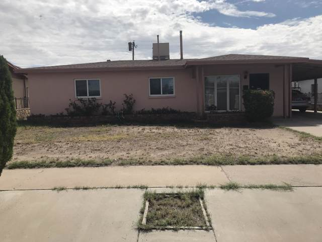 7522 Benson Drive, El Paso, TX 79915 (MLS #818498) :: Preferred Closing Specialists