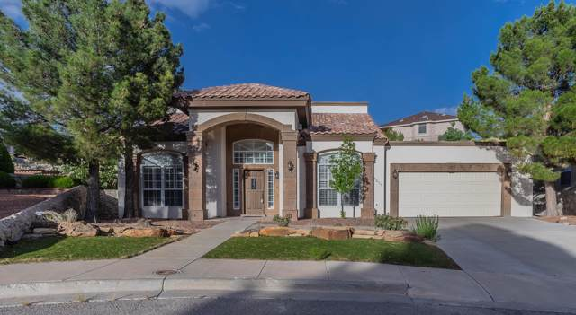 6277 Los Bancos Drive, El Paso, TX 79912 (MLS #818536) :: Preferred Closing Specialists
