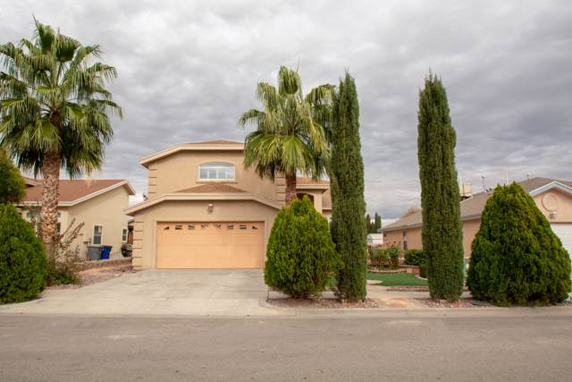 629 Milton Henry Avenue, El Paso, TX 79932 (MLS #818538) :: Preferred Closing Specialists