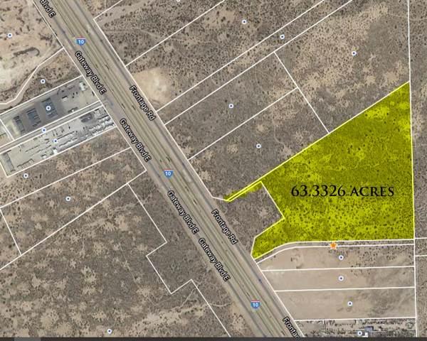 TBD Tbd, Socorro, TX 79927 (MLS #818541) :: The Purple House Real Estate Group