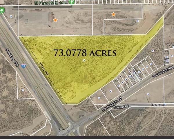 TBD Tbd W, Socorro, TX 79927 (MLS #818543) :: The Purple House Real Estate Group