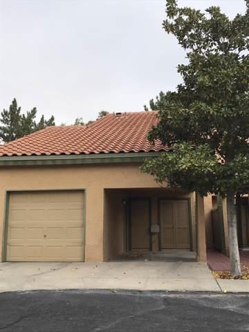 1644 Lomaland #156, El Paso, TX 79935 (MLS #818564) :: Preferred Closing Specialists
