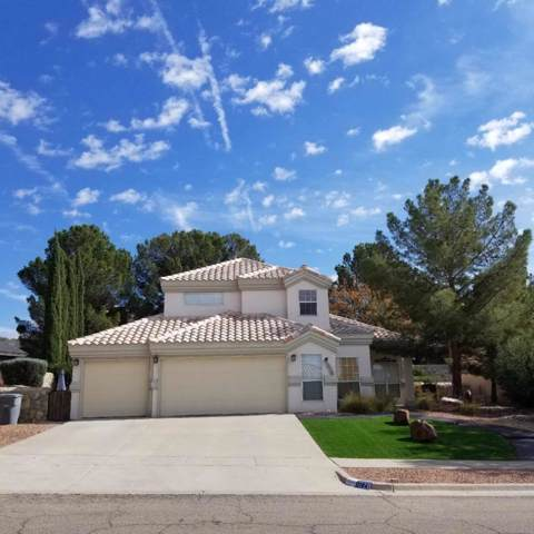 1028 Sun Ridge Drive, El Paso, TX 79912 (MLS #818583) :: Preferred Closing Specialists
