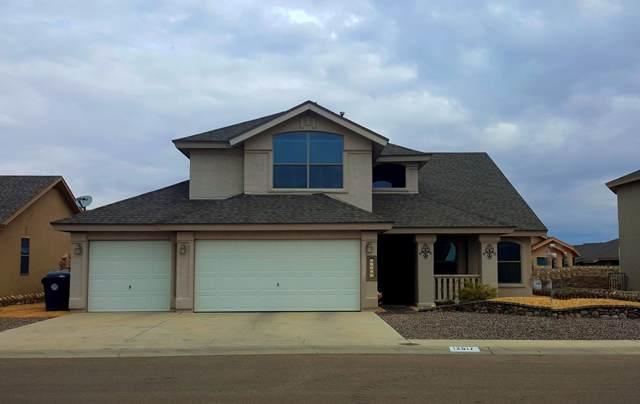 12517 Paseo Rae Avenue, El Paso, TX 79928 (MLS #818585) :: The Purple House Real Estate Group