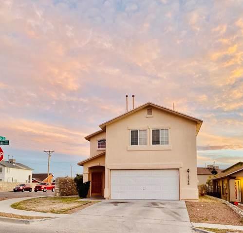12388 Tierra Alaska Avenue, El Paso, TX 79938 (MLS #818588) :: The Purple House Real Estate Group