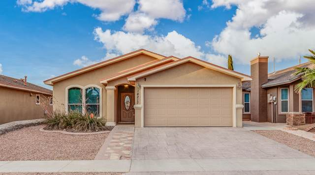 14217 Tierra Bronce Drive, El Paso, TX 79938 (MLS #818590) :: The Purple House Real Estate Group