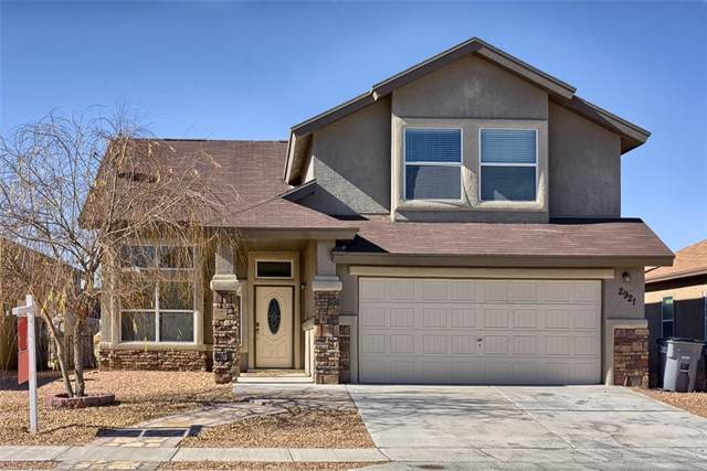 2921 Pino Seco Place, El Paso, TX 79938 (MLS #818592) :: The Purple House Real Estate Group