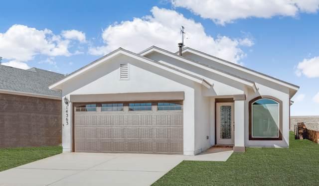 2193 Purple Valley Road, El Paso, TX 79927 (MLS #818596) :: The Purple House Real Estate Group