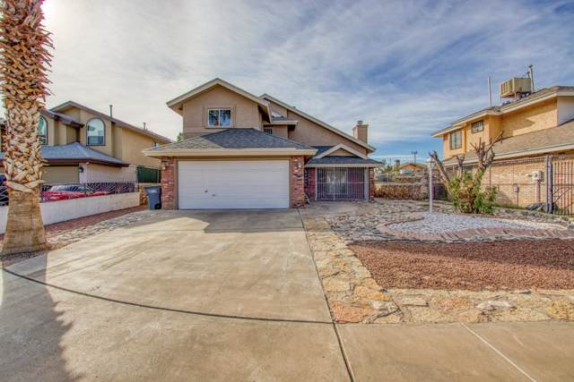 11512 Garibay Court Court, El Paso, TX 79936 (MLS #818603) :: The Purple House Real Estate Group