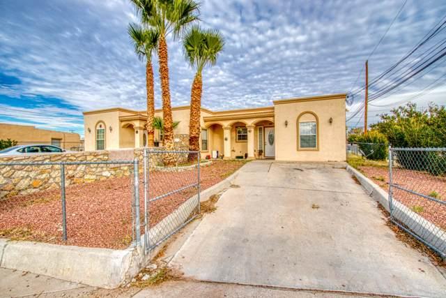 6336 Arce Drive A & B, El Paso, TX 79932 (MLS #818608) :: Preferred Closing Specialists