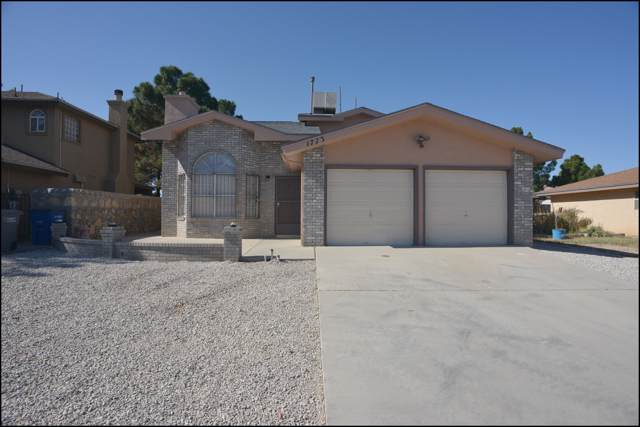 1773 Charlie Smith Drive, El Paso, TX 79936 (MLS #818660) :: The Matt Rice Group