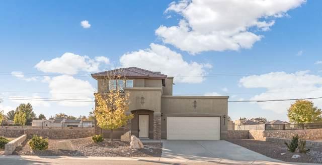 5505 Valley Maple Drive, El Paso, TX 79932 (MLS #818717) :: Preferred Closing Specialists