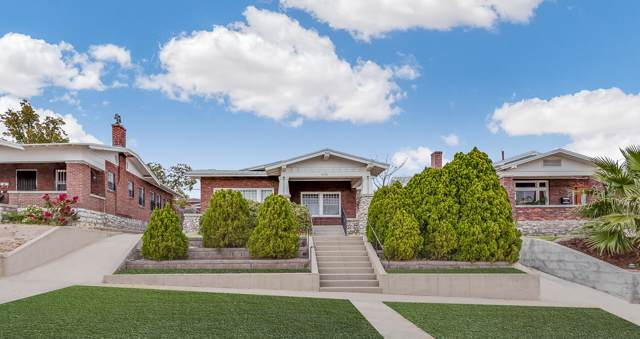 2721 Copper Avenue, El Paso, TX 79930 (MLS #818724) :: The Matt Rice Group