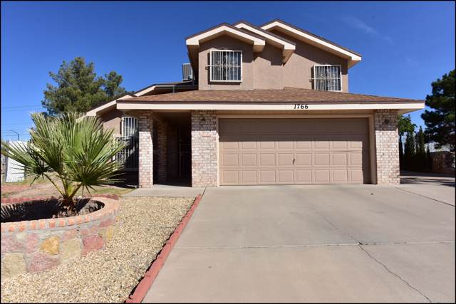 1766 Green Gate Way, El Paso, TX 79936 (MLS #818735) :: The Matt Rice Group