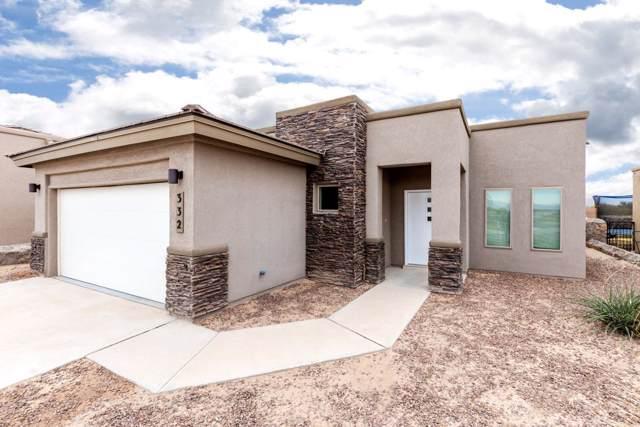 332 S Manzanita Drive, El Paso, TX 79928 (MLS #818745) :: The Matt Rice Group