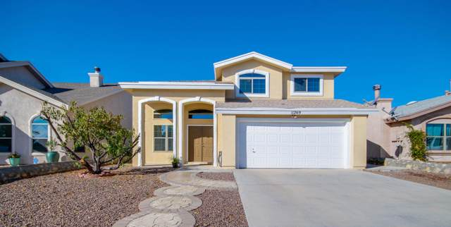 11269 Duster Drive, El Paso, TX 79934 (MLS #818746) :: The Matt Rice Group