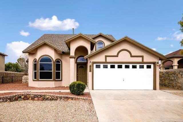 717 Desert Ash Drive, Horizon City, TX 79928 (MLS #818747) :: The Matt Rice Group