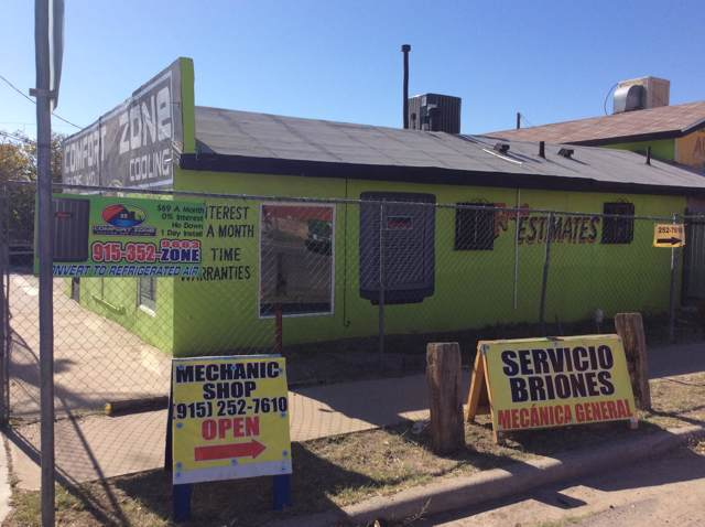 341 Chelsea Street, El Paso, TX 79905 (MLS #818749) :: Preferred Closing Specialists