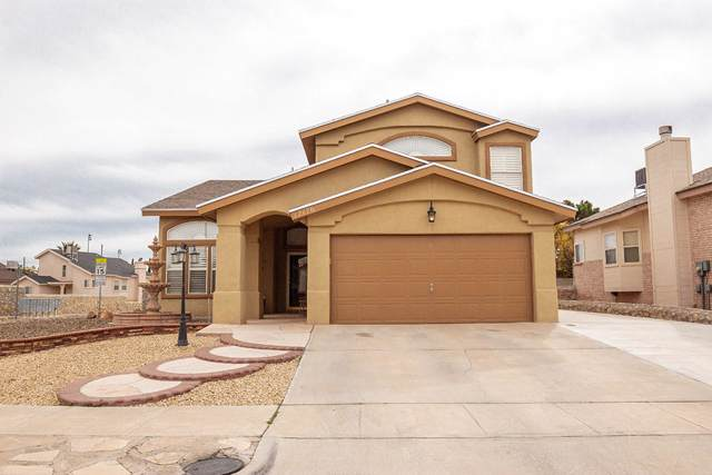 12176 Missy Yvette Drive, El Paso, TX 79936 (MLS #818752) :: The Matt Rice Group
