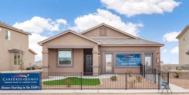 13871 Sunny Bank Way, El Paso, TX 79928 (MLS #818753) :: The Matt Rice Group