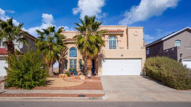 7407 Camino Del Sol Drive, El Paso, TX 79911 (MLS #818759) :: Preferred Closing Specialists