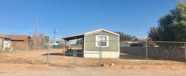 866 Desert Lane, Chaparral, NM 88081 (MLS #818760) :: Preferred Closing Specialists