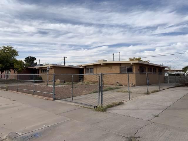 5111 Wally Drive, El Paso, TX 79924 (MLS #818770) :: Preferred Closing Specialists