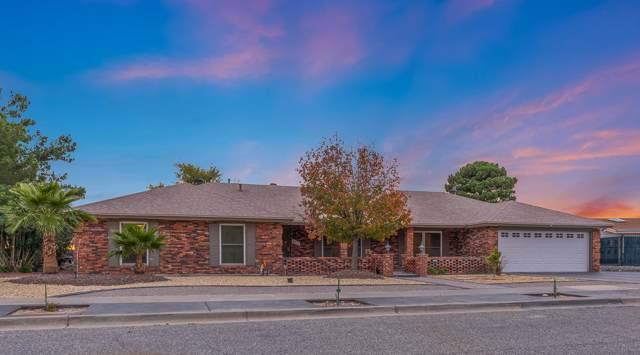 813 Cortijo Drive, El Paso, TX 79912 (MLS #818777) :: Preferred Closing Specialists