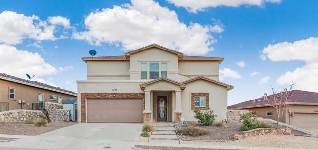 7246 Longspur Drive, El Paso, TX 79911 (MLS #818786) :: Preferred Closing Specialists