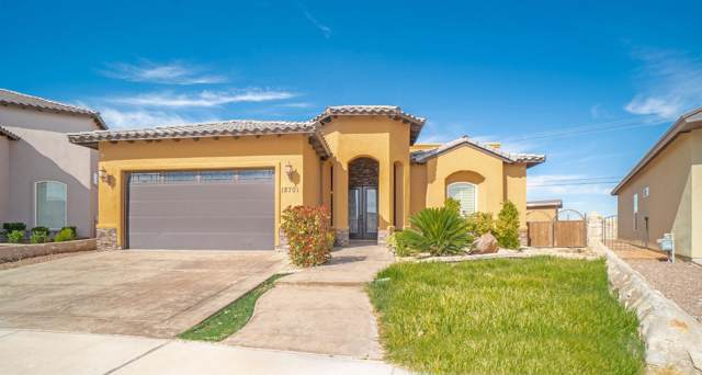 12701 Valentine Avenue, El Paso, TX 79928 (MLS #818794) :: Preferred Closing Specialists