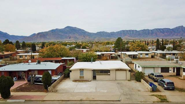 10553 Murphy Street, El Paso, TX 79924 (MLS #818796) :: The Matt Rice Group