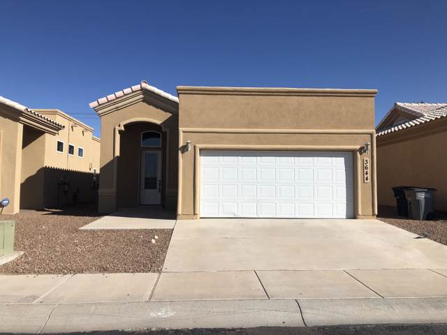 3644 Grand Bahamas Drive, El Paso, TX 79936 (MLS #818801) :: The Matt Rice Group