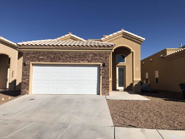 3650 Morgan Bay Place, El Paso, TX 79936 (MLS #818802) :: The Matt Rice Group
