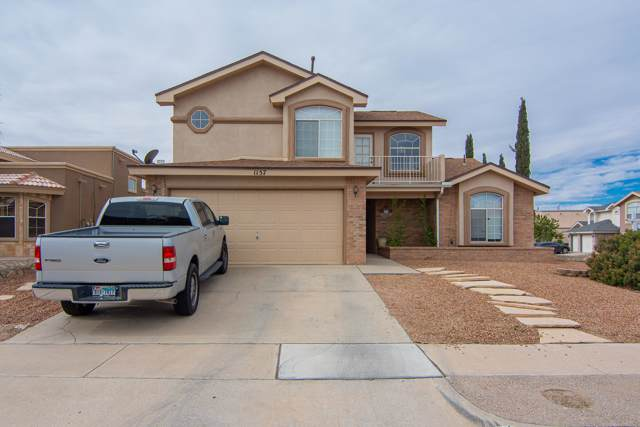 1157 Conrad Nathan Place, El Paso, TX 79936 (MLS #818804) :: The Matt Rice Group