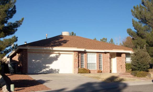 7283 Luz De Casita Court, El Paso, TX 79912 (MLS #818808) :: Preferred Closing Specialists