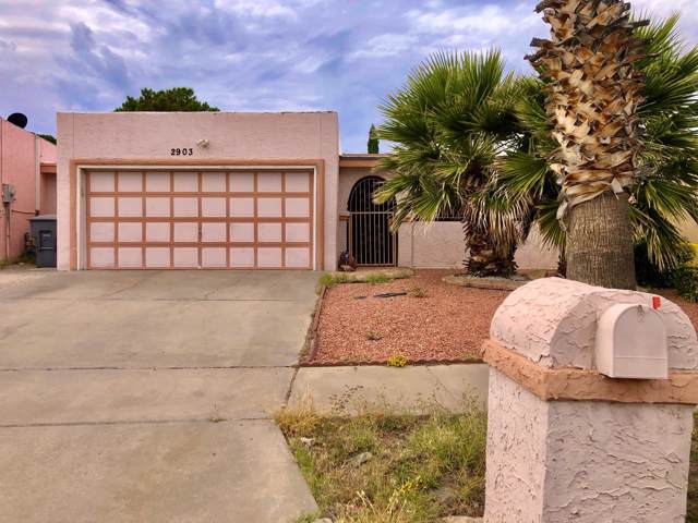 2903 Eads Place, El Paso, TX 79935 (MLS #818810) :: The Matt Rice Group