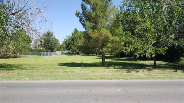 0000 Bird Avenue, El Paso, TX 79922 (MLS #818814) :: Preferred Closing Specialists