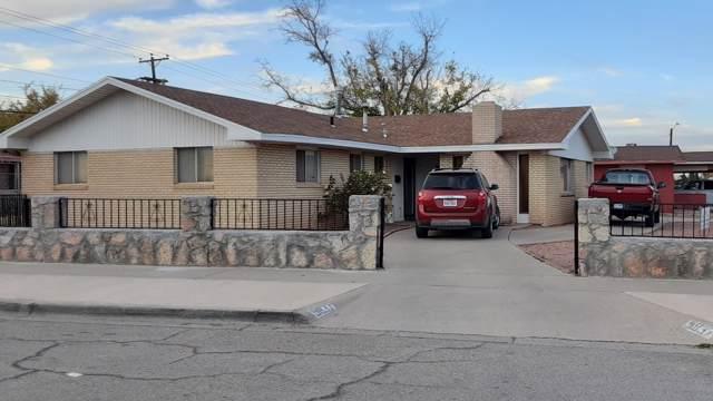 5837 Tautoga Drive, El Paso, TX 79924 (MLS #818825) :: Preferred Closing Specialists