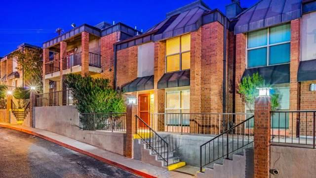 4433 N Stanton Street T-36, El Paso, TX 79902 (MLS #818845) :: Mario Ayala Real Estate Group