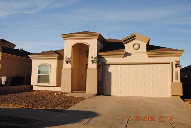 5321 Jack Marcus Drive, El Paso, TX 79934 (MLS #818866) :: Preferred Closing Specialists