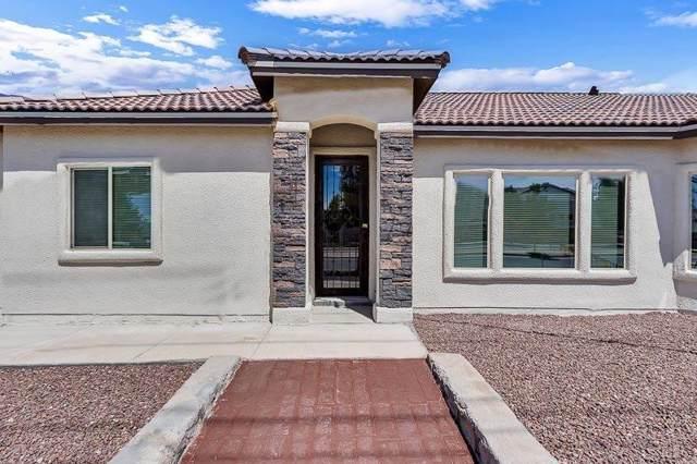 805 Rakas, El Paso, TX 79928 (MLS #818888) :: Preferred Closing Specialists