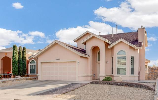 12708 Setting Sun Drive, El Paso, TX 79938 (MLS #818891) :: Preferred Closing Specialists