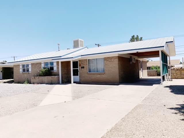 5716 Squires Court, El Paso, TX 79924 (MLS #818900) :: The Matt Rice Group