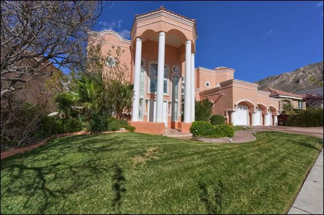 5655 Star View Drive, El Paso, TX 79912 (MLS #818955) :: Preferred Closing Specialists